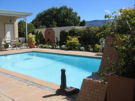 Paradiso Guesthouse & Self Catering Cottage: Guest House Pool