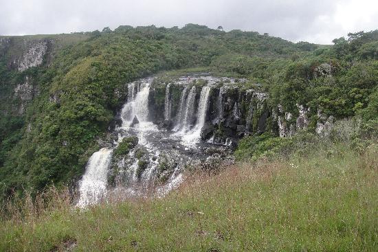 Cambará do Sul, RS: Cascata do Tigre Preto