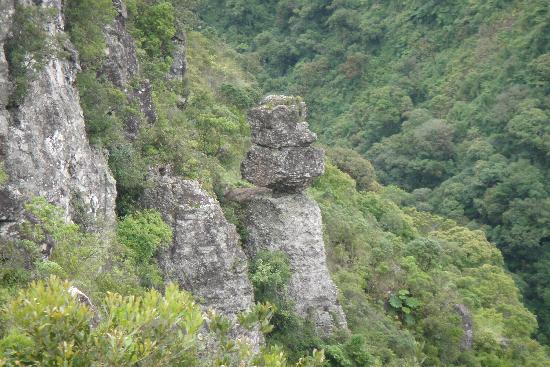 Cambará do Sul, RS: Pedra do Segredo