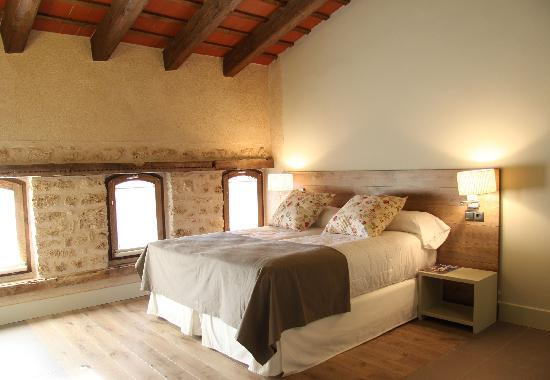 Beceite, Spain: Bedroom Hotel