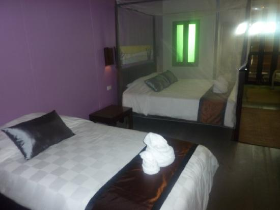 For Rest Boutique House: 3 person superior room