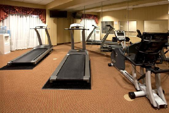 Spring Hill, FL: FITNESS CENTER