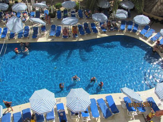 Ritz Acapulco: piscine
