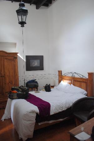 Hotel Villa del Villar: Our room