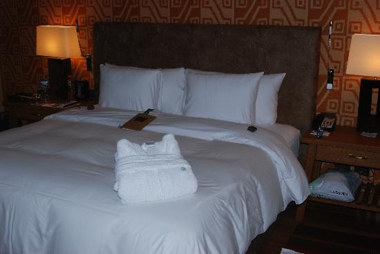 Tambo del Inka, A Luxury Collection Resort & Spa, Valle Sagrado: Our room