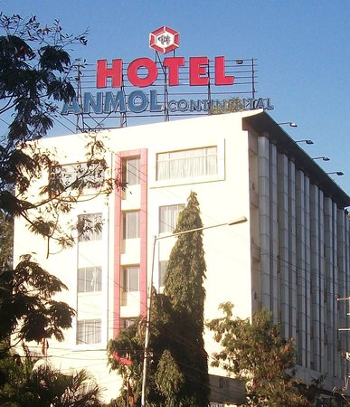 Photo of Hotel Anmol Continental Hyderabad