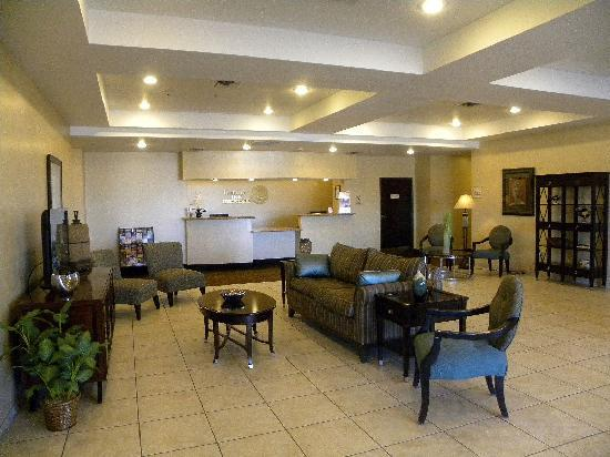Comfort Inn & Suites Regional Medical Center: Lobby
