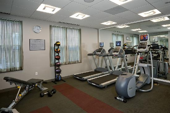 Hanover, Nueva Hampshire: State of the Art Fitness room