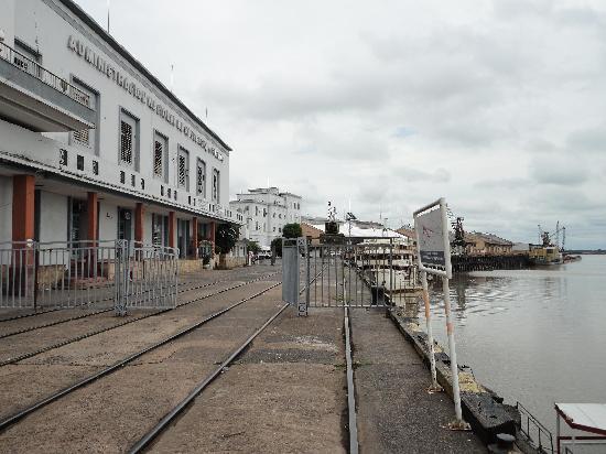 Asuncion, Paraguay: Puerto de Asunción