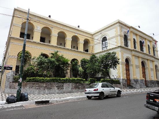 Asuncion, Paraguay: Teatro de la Ópera