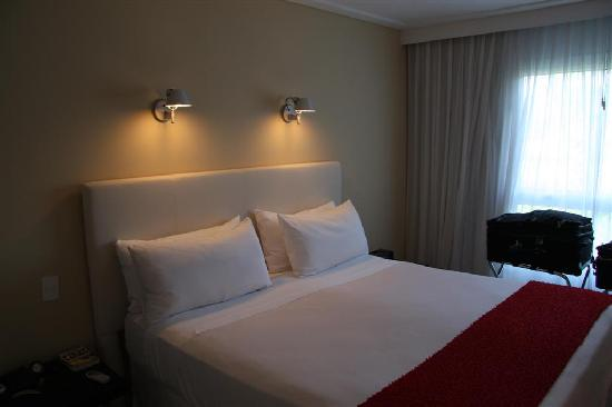 Awa Boutique and Design Hotel: Room 101 - Comfortable Bed, Nice Linens