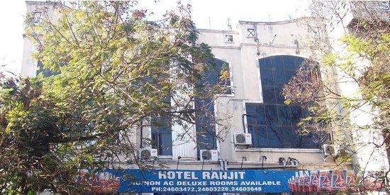 Hotel Ranjit Residency : Hotel Ranjit