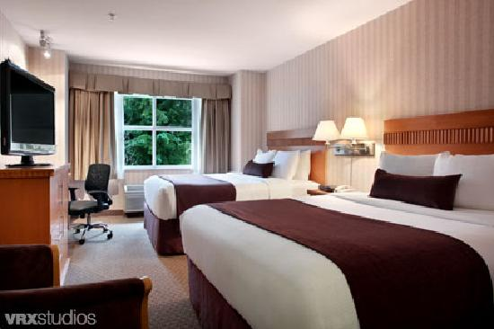 Four Points by Sheraton Surrey: Comfort Room