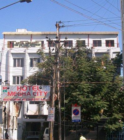 Hotel Megha City,Lodge : Mega City Hotel