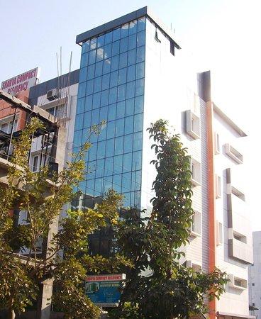 Treebo Sravya Residency: Srvaya Compact Residency