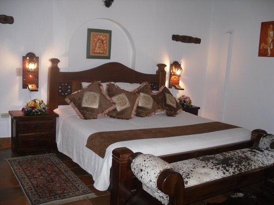 Hotel Antonio Narino: Habitacion Suite