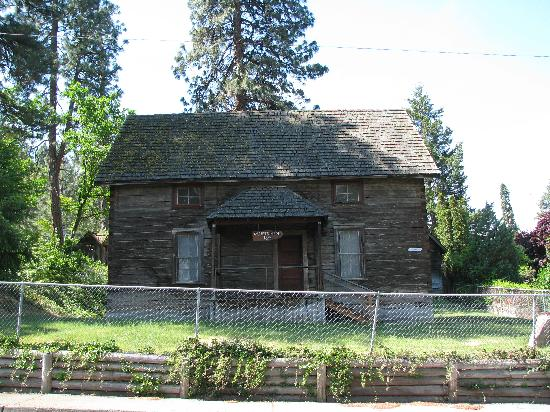 Fort Dalles Museum and Anderson Homestead: Anderson's Homestead