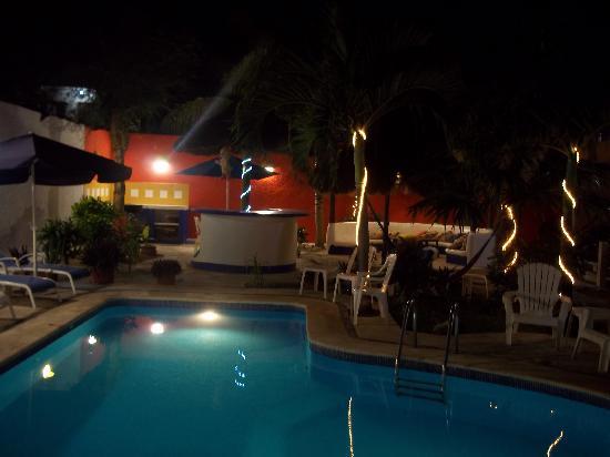 El Acuario Hotel: Panoramica del hotel