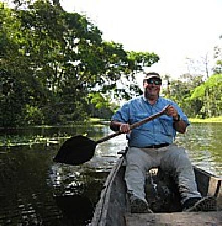 Amazon Refuge: 8 new dugout canoes
