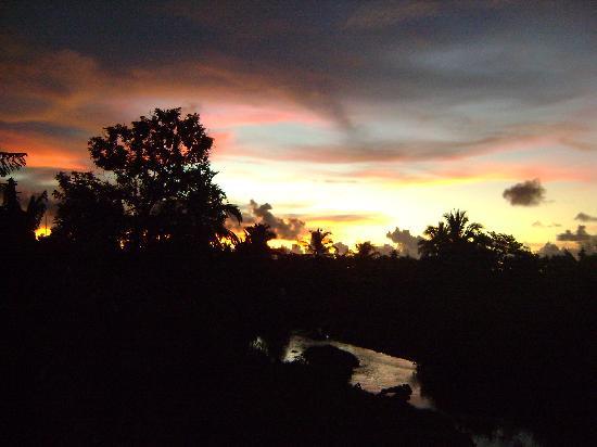 Chez Eugenie: un tramonto