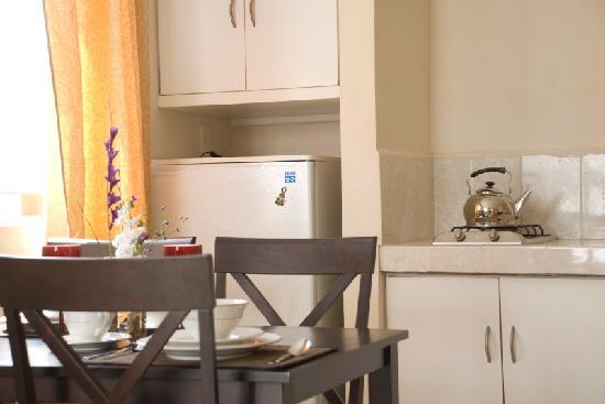 Hotel Nadet Suite Tulum: Comedor Suite