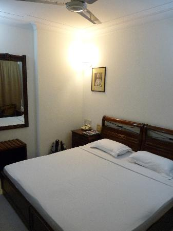 Hotel Ajanta: grand lit double