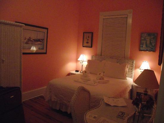 The Conch House Heritage Inn: Delaney room
