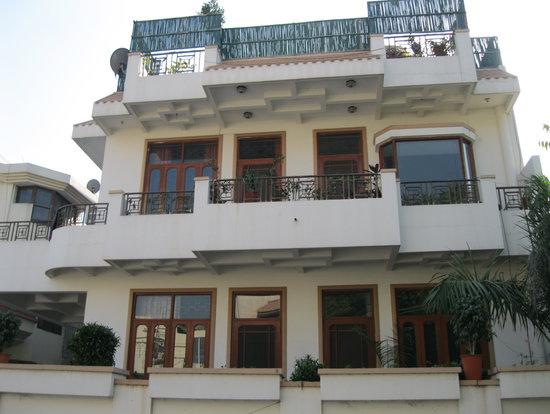 Naindevi Homestay: Naindivi Guest House