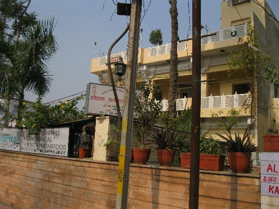 هوتل باني بارك بالاس: Hotel Bani Park Palace