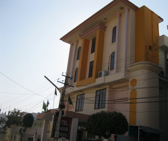 Paradise Continental Hotel