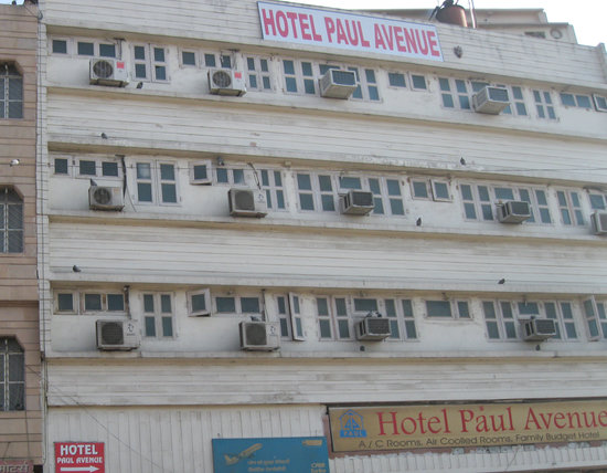 Paul Avenue Hotel