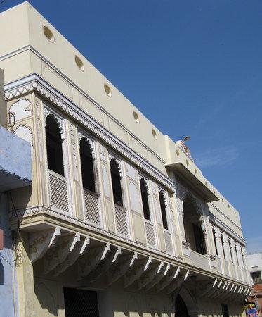 Karma Haveli: Ratan Haveli Hotel