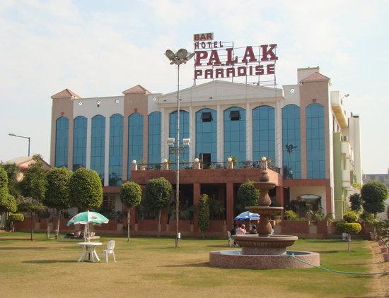 Hotel Palak Paradise