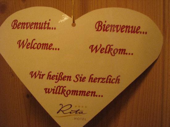 Hotel Rita: La bienvenue chez Rita