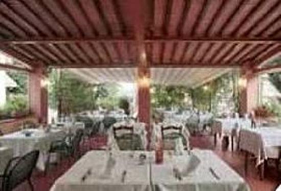 Nievole, Italy: Veranda estiva