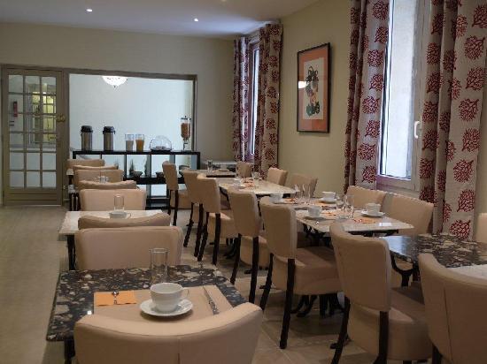 Hotel De La Comedie: Salle petit déjeuner