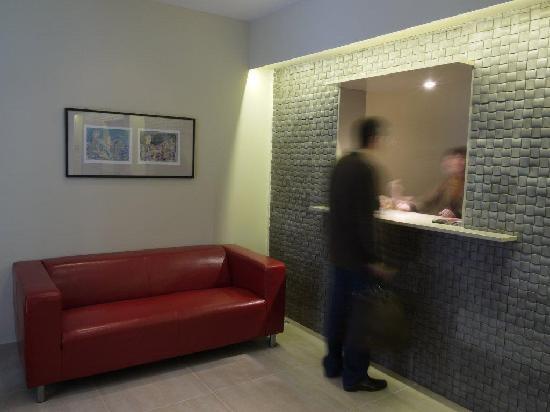 Hotel De La Comedie: Réception