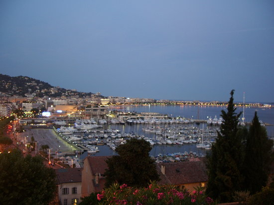 Cannes, France : panorama