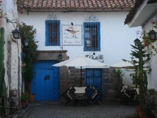 Casa San Blas Boutique: Pasen .. Vean .. Sientan...