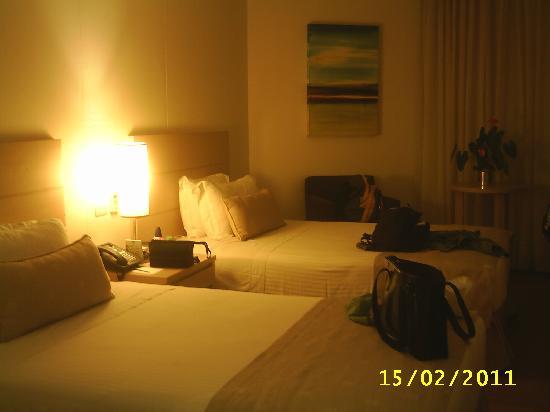 Hotel Estelar Blue : habitación 1201