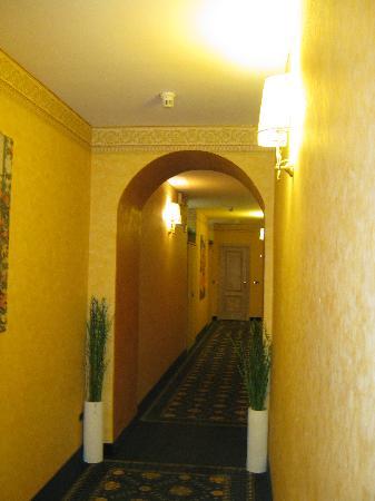 Piccolo Imperiale Guest House: corridoio