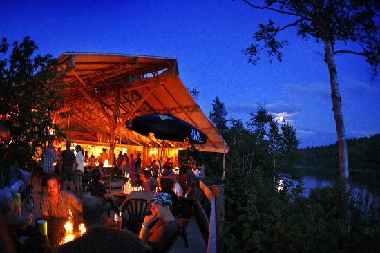 Le Resto-Bar de Cime Aventures