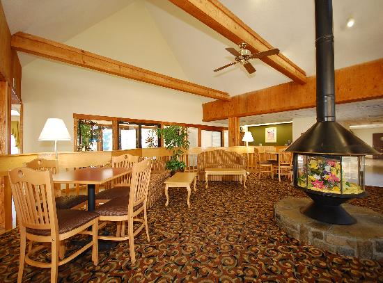 BEST WESTERN Wytheville Inn: Best Western Wytheville Lobby