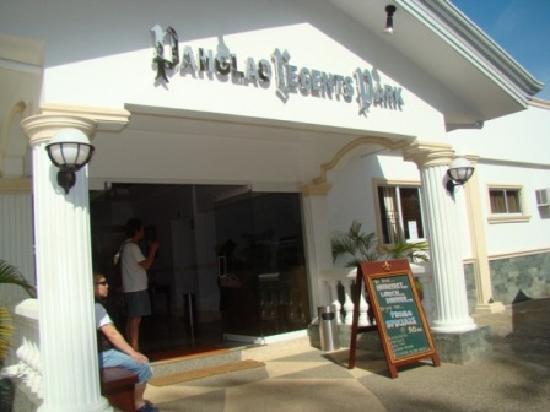 بانجلاو ريجينتس بارك ريزورت: Entrance