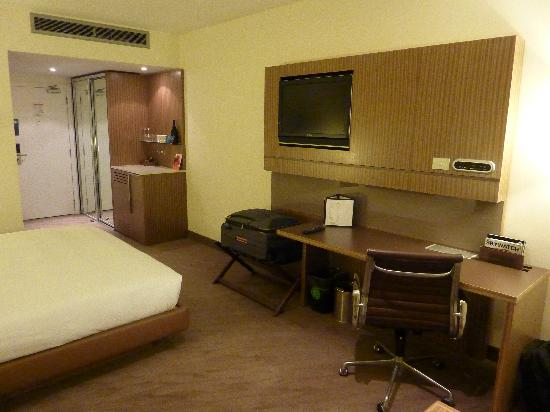 Novotel Auckland Ellerslie Hotel: Chambre - vue 3