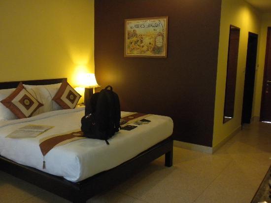 Siddharta Boutique Hotel: room
