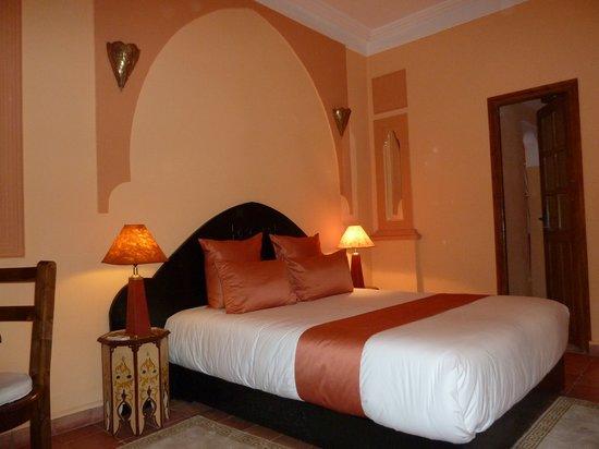 Riad Al Badia: Corail Superior Doubl Room