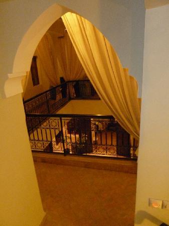 Riad Al Badia: Patio