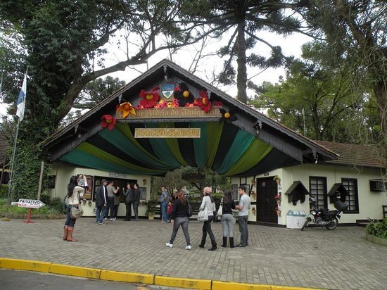 Parque Aldeia do Imigrante