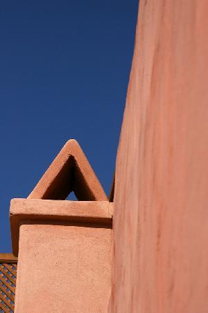 Riad Al Badia: Terrasse